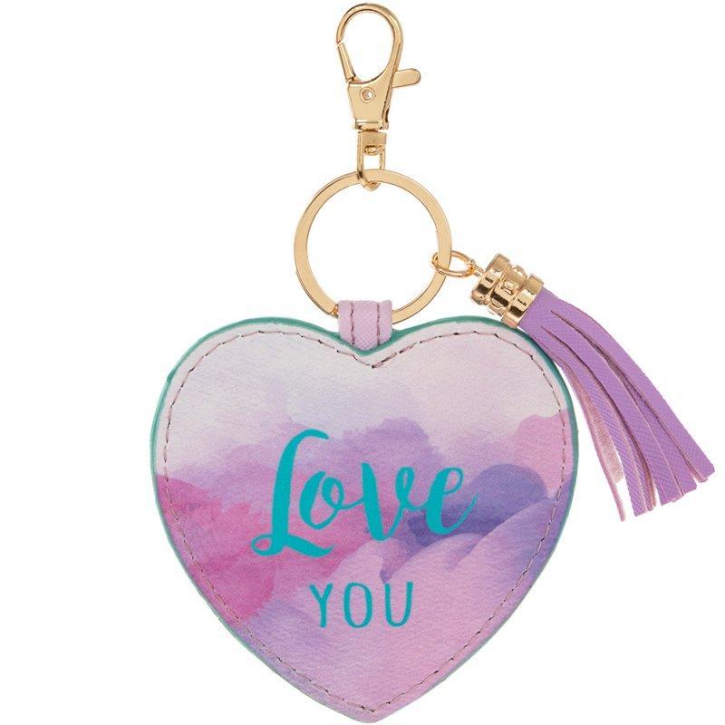Privezak za ključeve LOVE YOU
