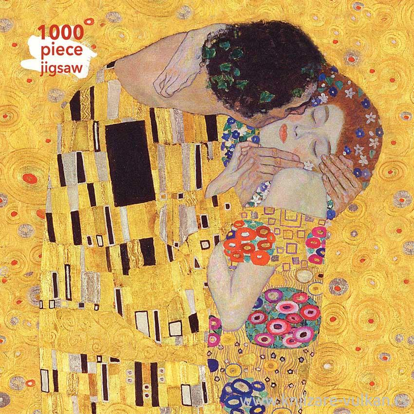 Puzzle GUSTAV KLIMT The Kiss 1000