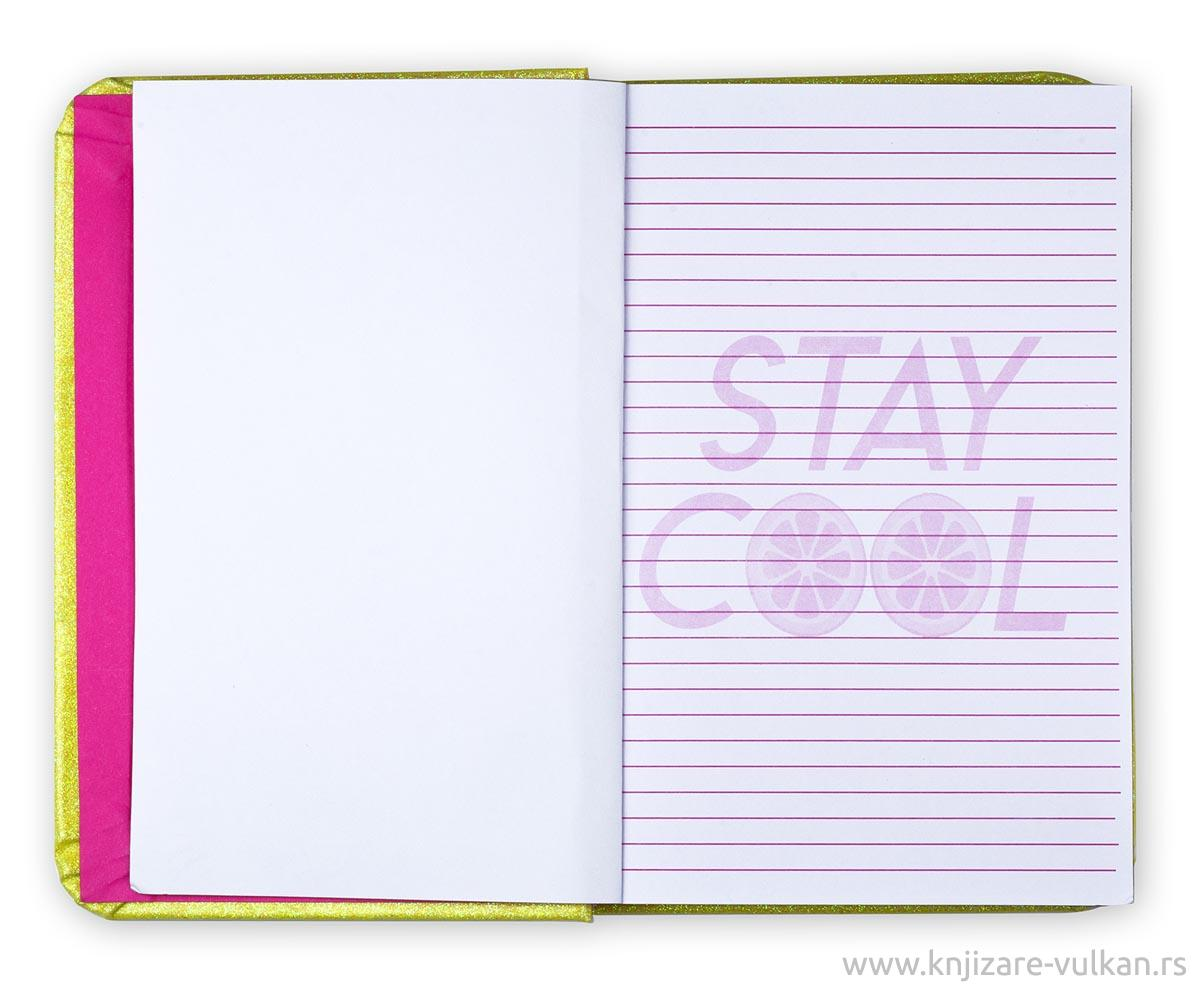Notes STAY COOL