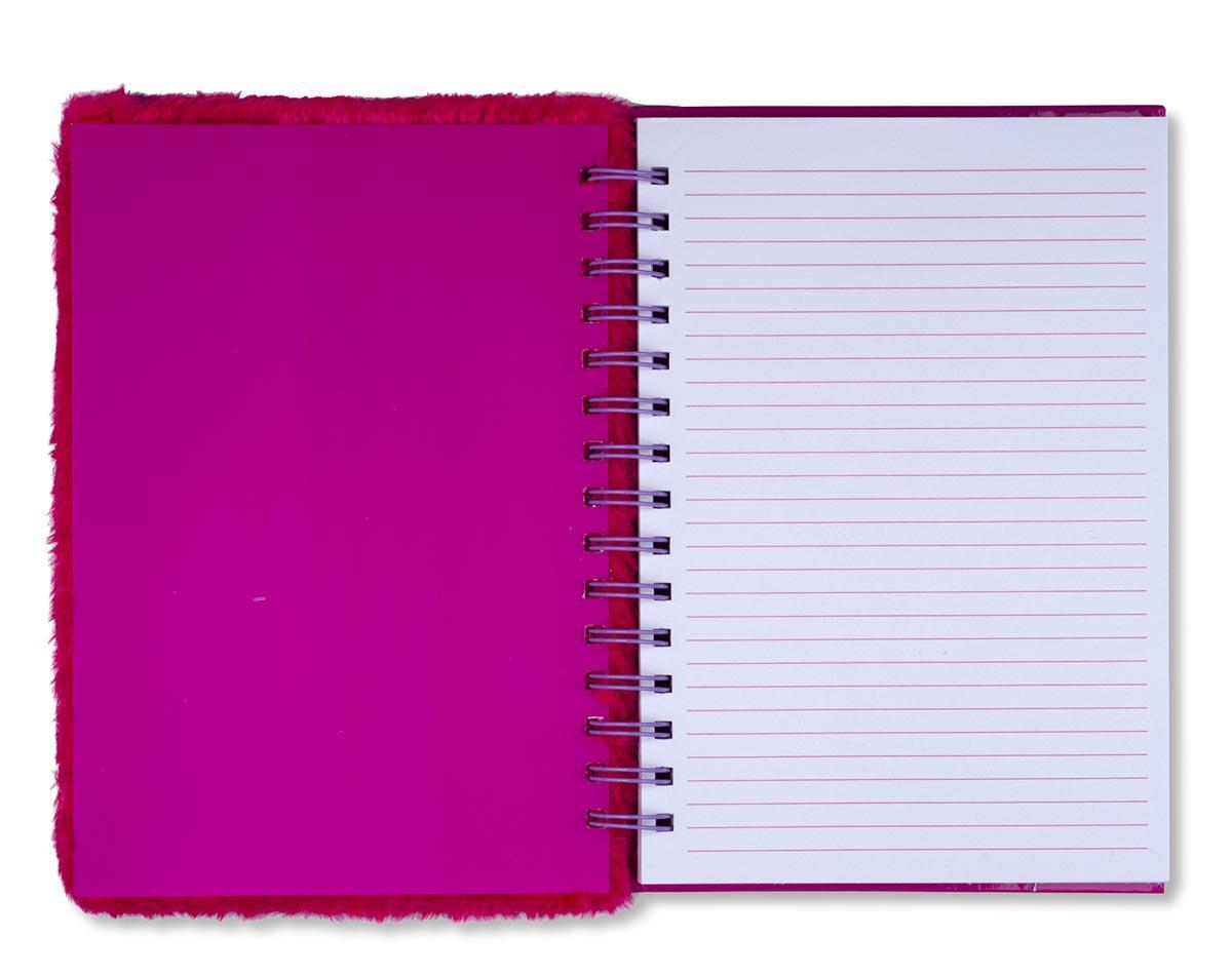 Plišani notes sa plišanom olovkom IM A UNICORN