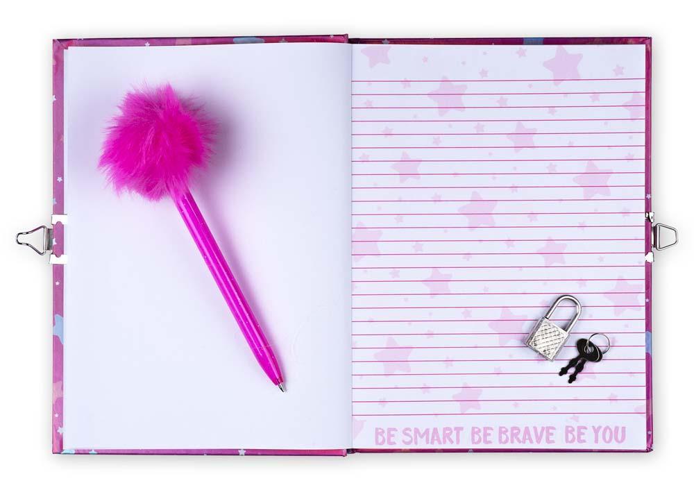 Dnevnik BE SMART BRAVE YOU