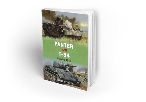 PANTER PROTIV T-34 Ukrajna 1943