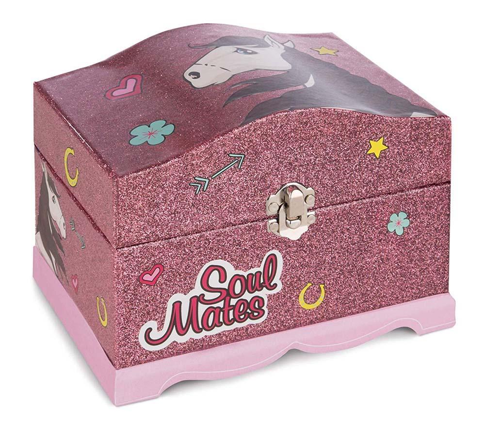 Kutija za nakit SOULMATES sa LED svetlom