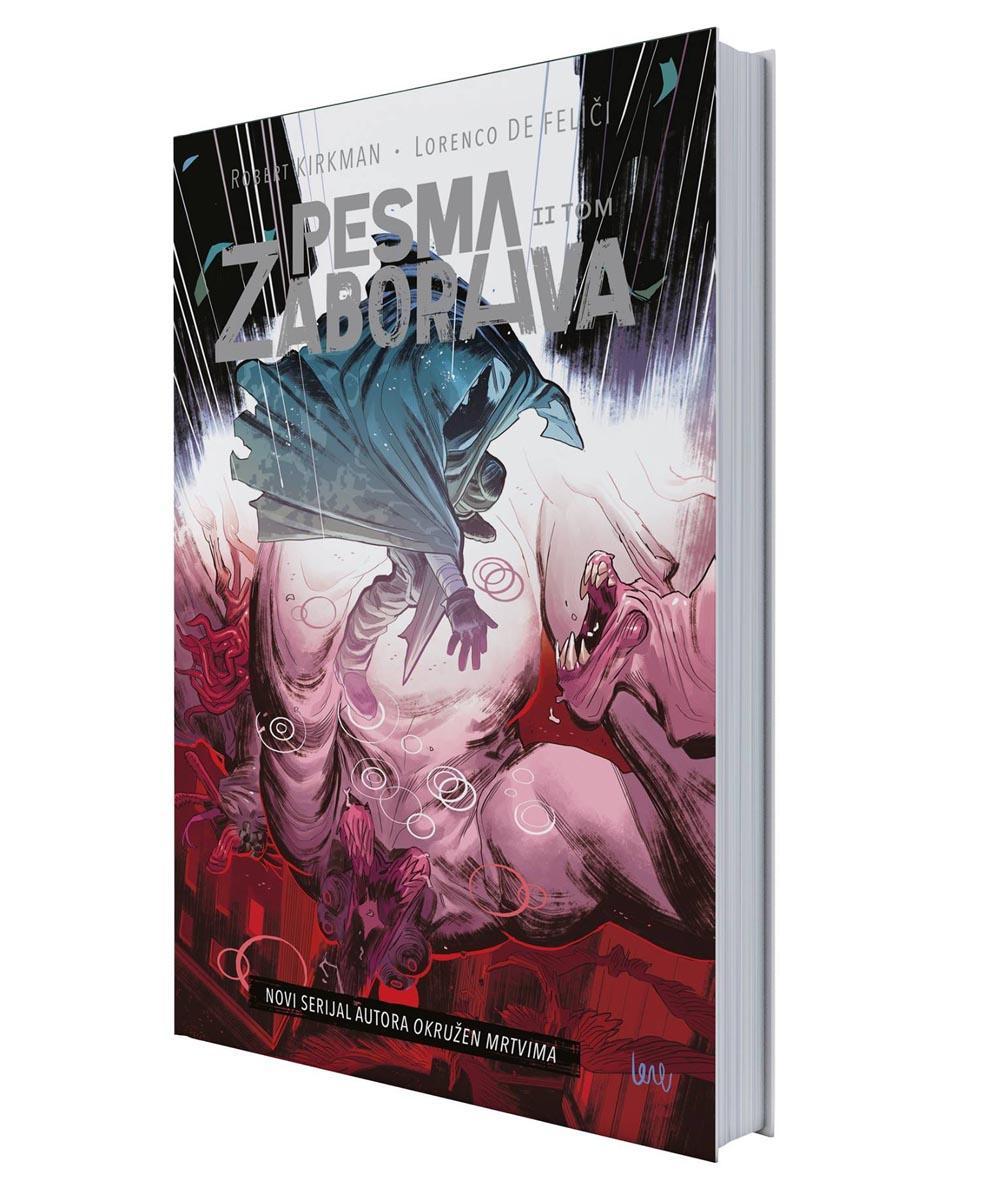 PESMA ZABORAVA II tom