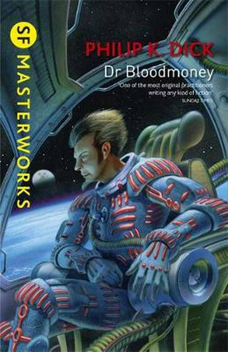 DR BLOODMONEY