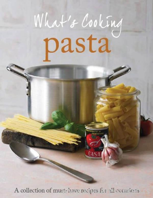 WHATS COOKING PASTA