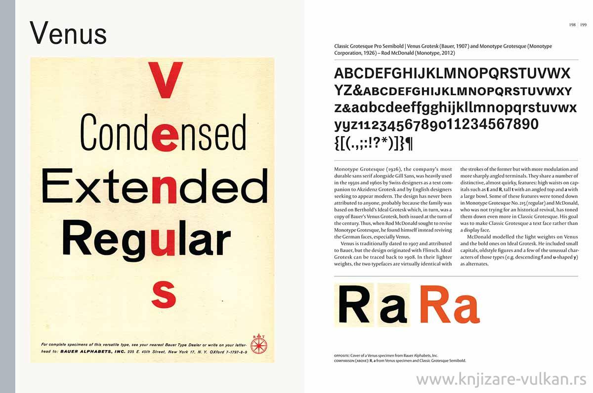 REVIVAL TYPE: DIGITAL TYPEFACES INSPIRED BY THE PAST