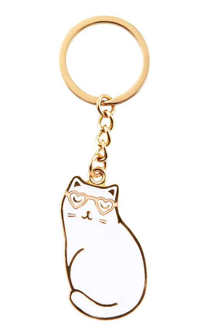 Privezak za ključeve CUTIE CAT