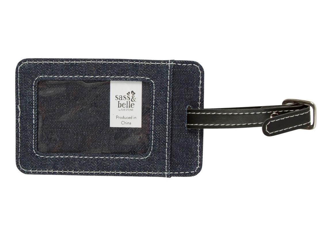Tag za putnu torbu PATCHES & PINS