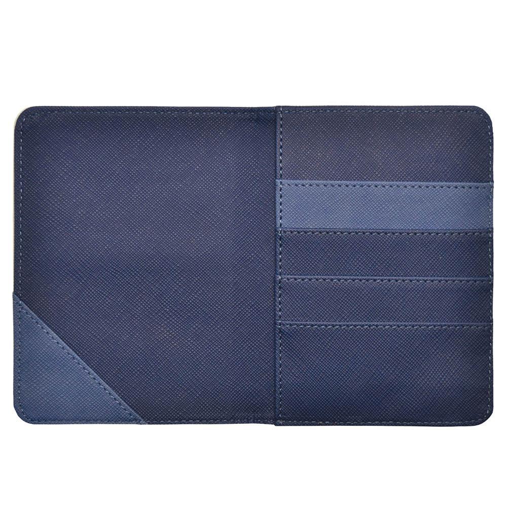 Futrola za pasoš RFID BLOCKING Blue