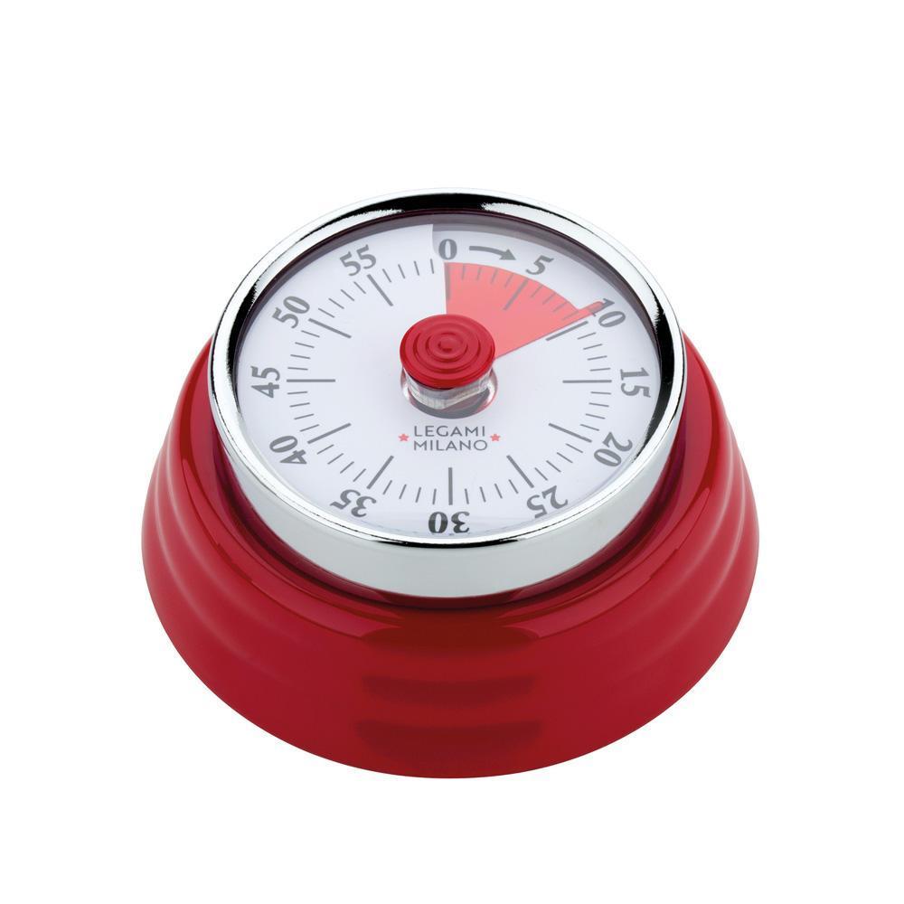 Kuhinjski tajmer sa magnetom LEGAMI Red