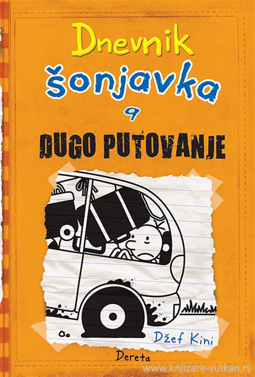 DNEVNIK ŠONJAVKA 9 Dugo putovanje II izdanje