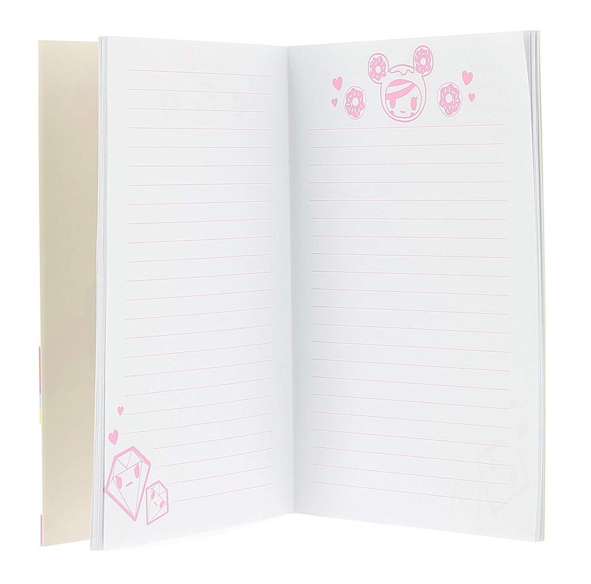 Notes A5 TOKI DOKI