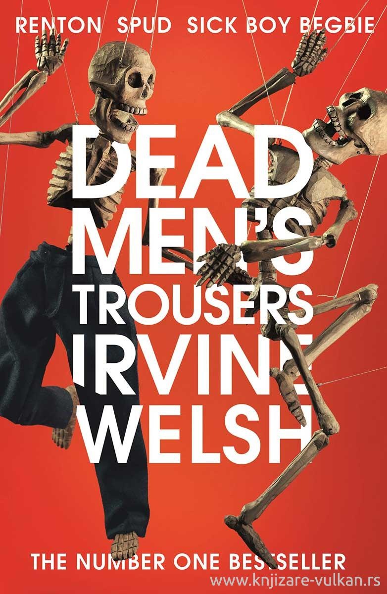 DEAD MENS TROUSERS