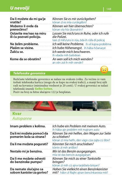 NEMAČKI priručnik za konverzaciju II izdanje