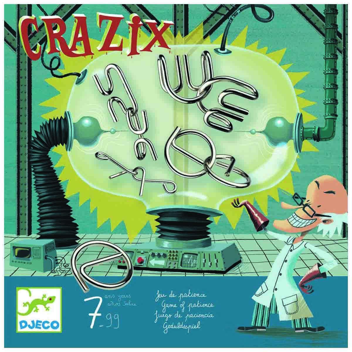 IQ Puzzle GAME CRAZIX
