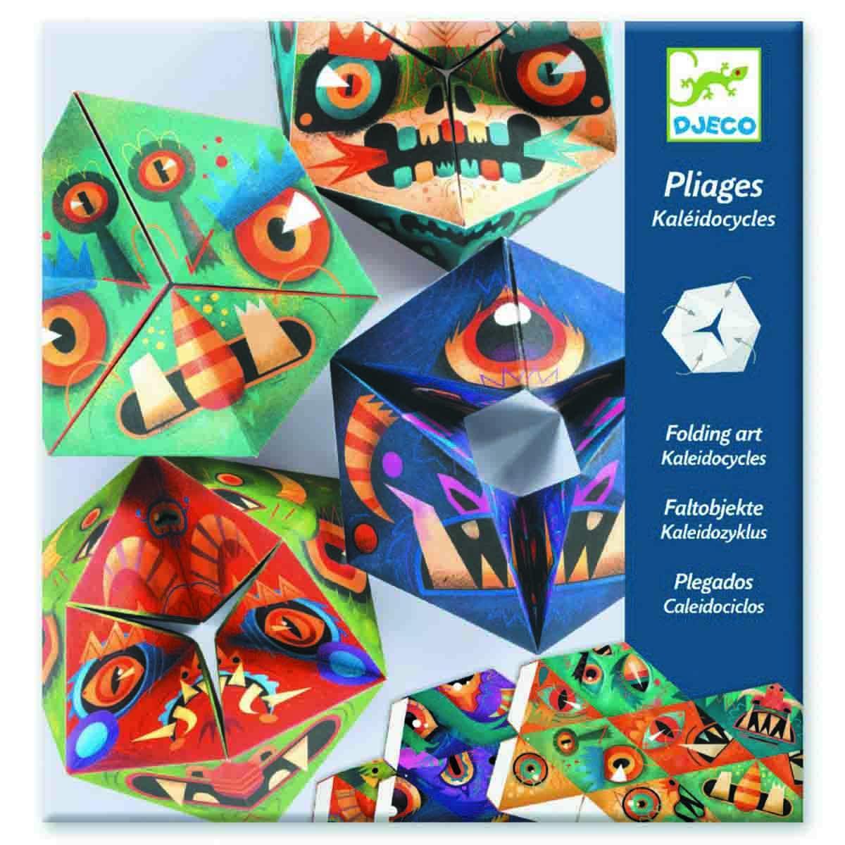 Kreativni Set PAPER CREATIONS FLEXMONSTERS