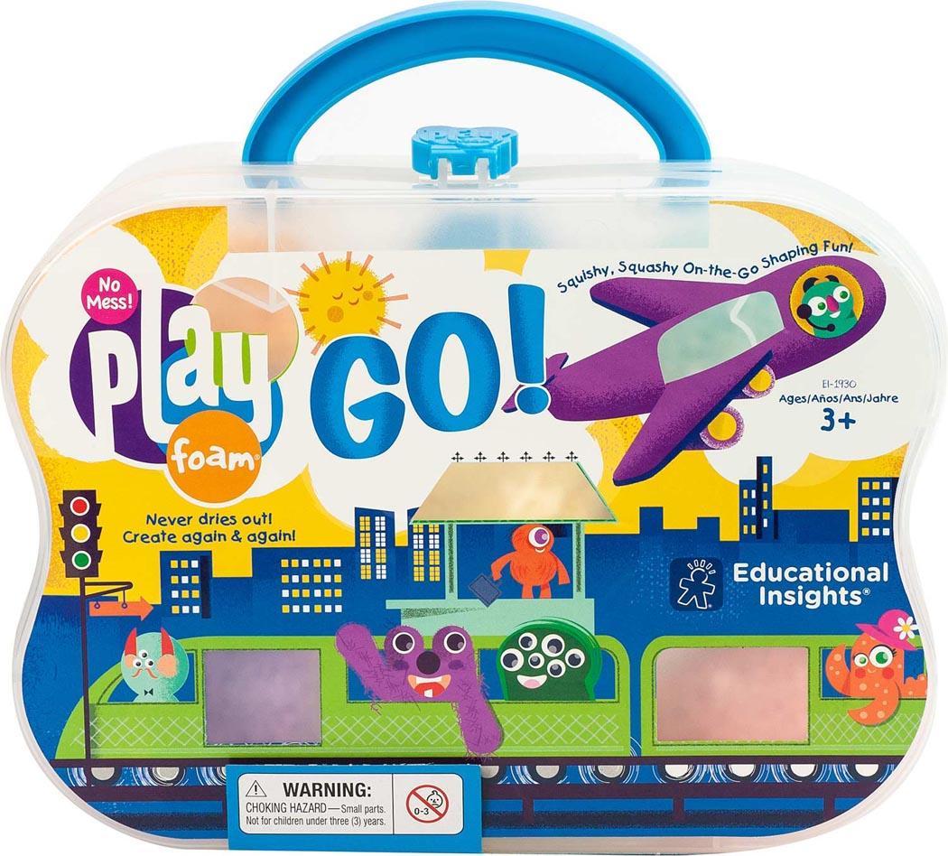 Igračke PLAYFOAM GO