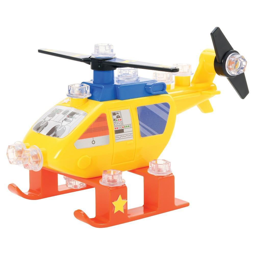 Igračka DESIGN DRILL POWER PLAY VEHICLES HELICOPTER