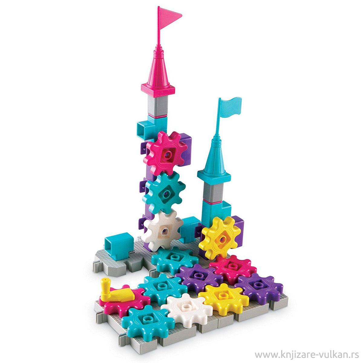 Set za igranje CASTLEGEARS Zamak