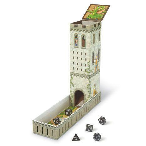 Kula za bacanje kockica TOWER