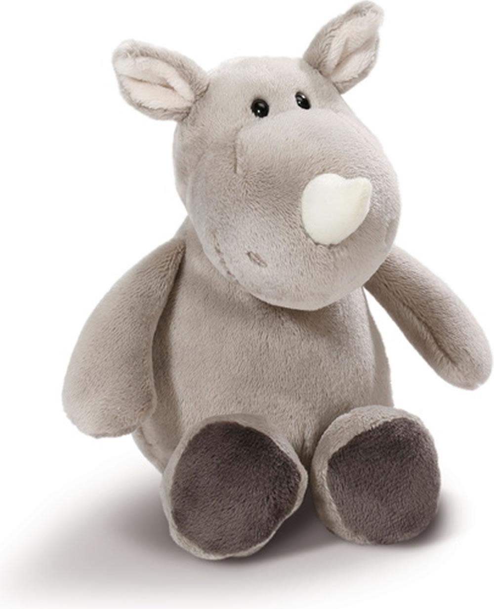 Plišana igračka ZOO FRIENDS Rhino