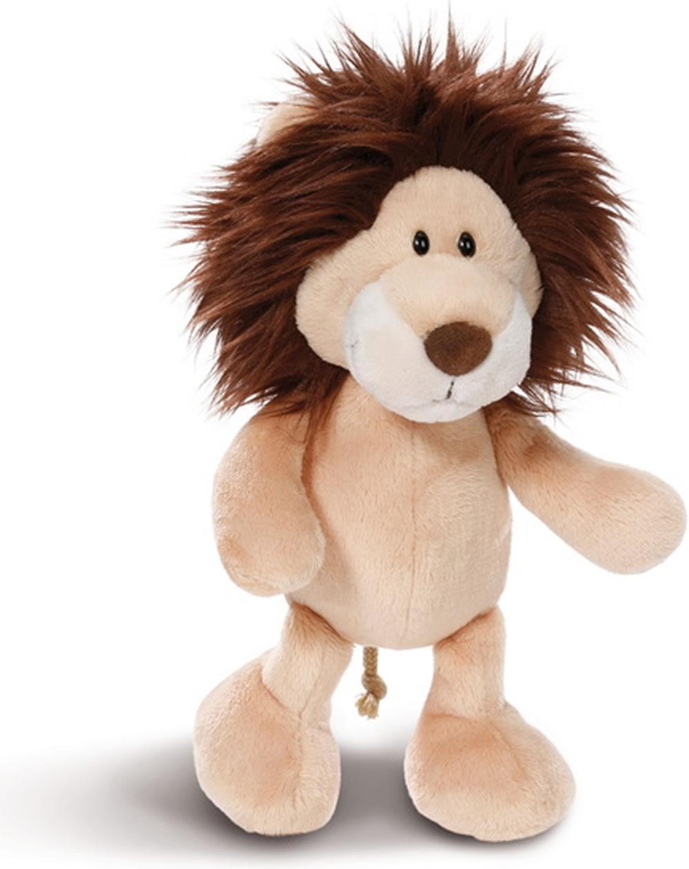 Plišana igračka ZOO FRIENDS Lion