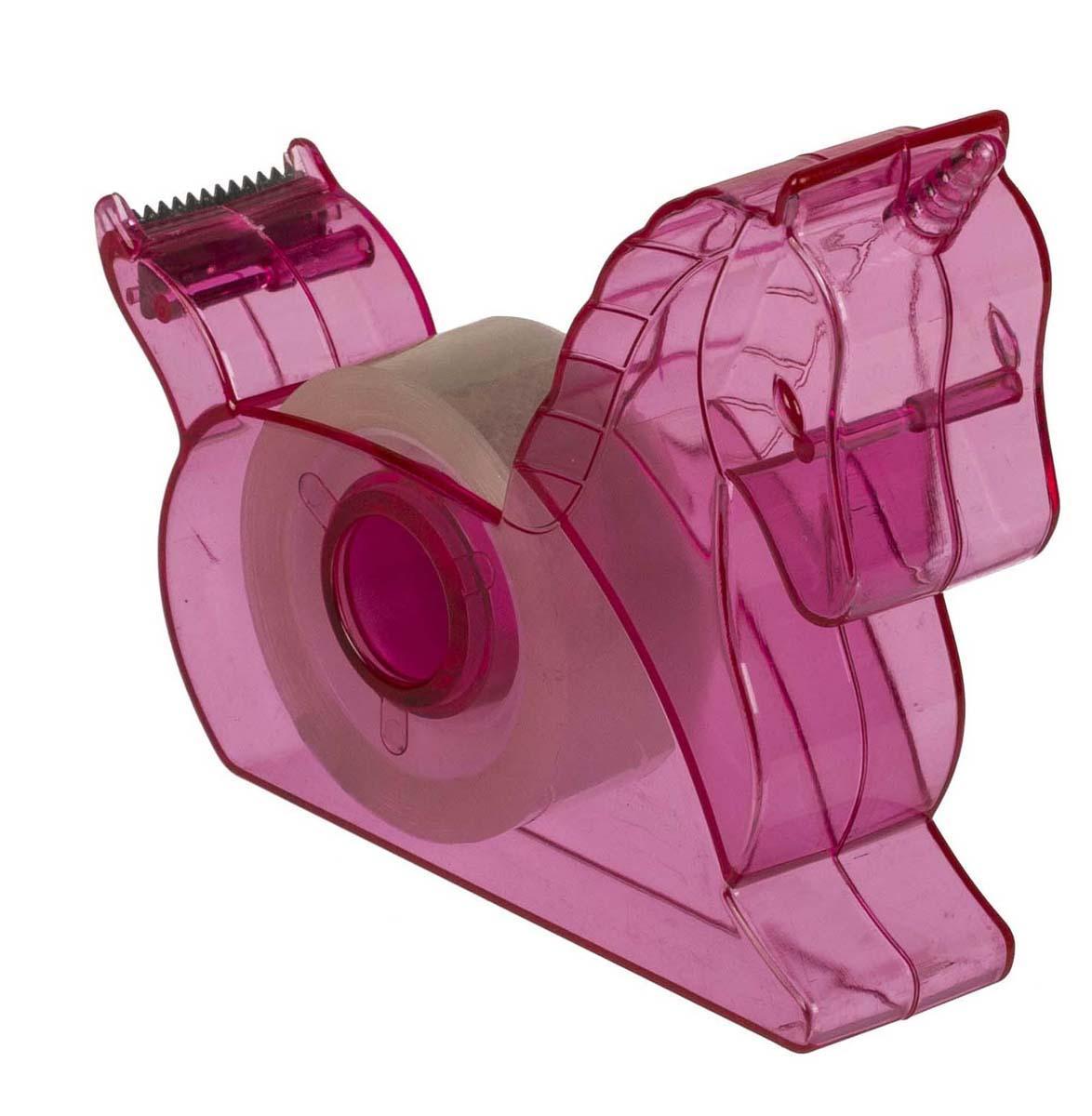 Stalak za selotejp UNICORN Pink