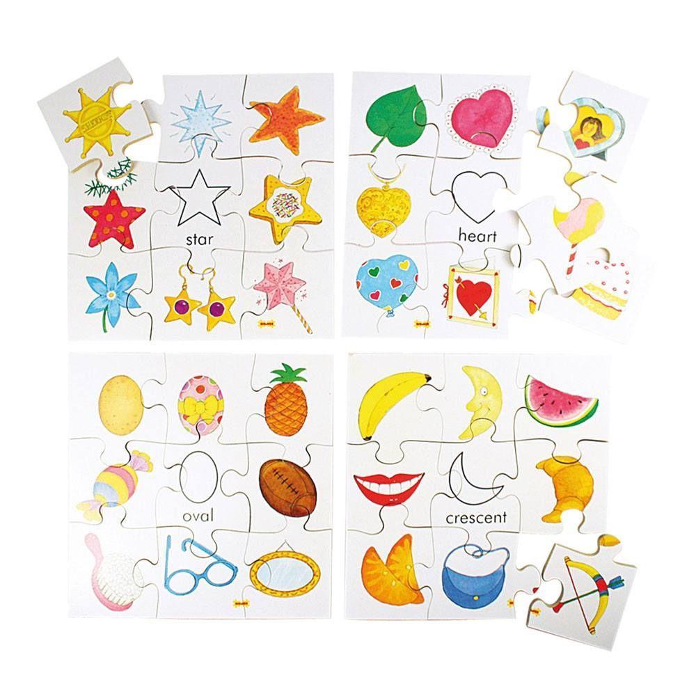 Puzzle za decu SHAPES
