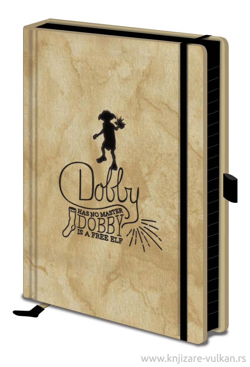 Notes Premium A5 HARRY POTTER Dobby