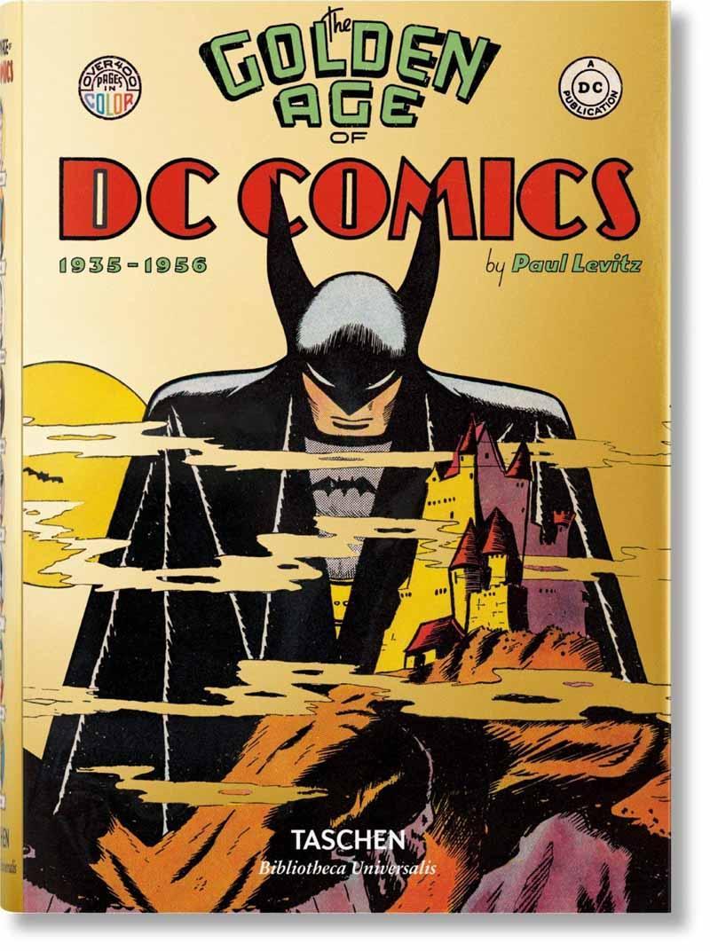DC COMICS Golden Age bu