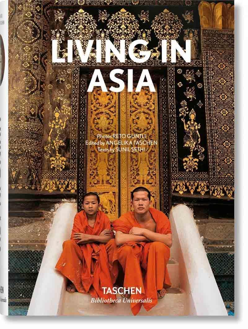 LIVING IN ASIA bu