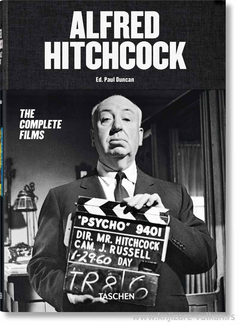 ALFRED HITCHCOCK The complete films bu