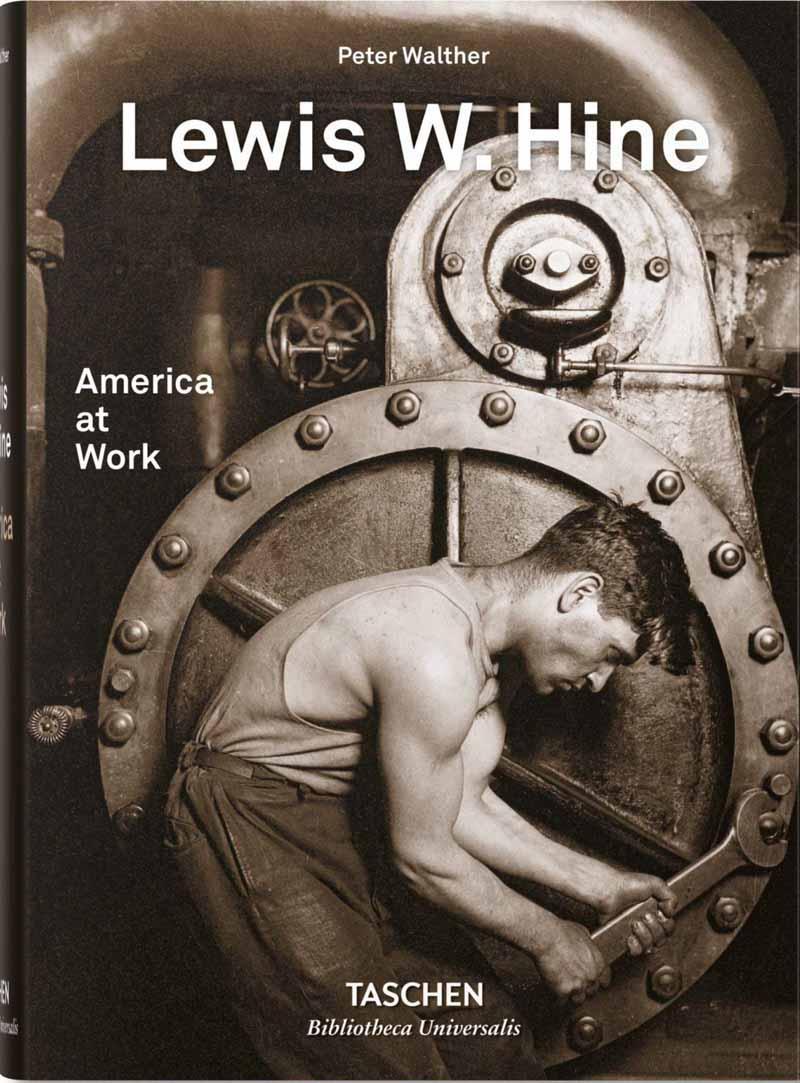 LEWIS W.HINE AMERICA AT WORK