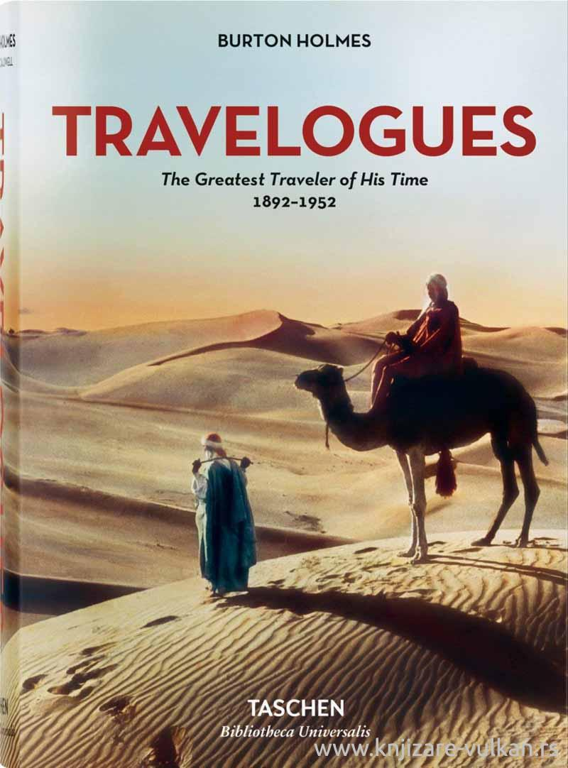 TRAVELOGUES,The Greatest Traveler of His Time