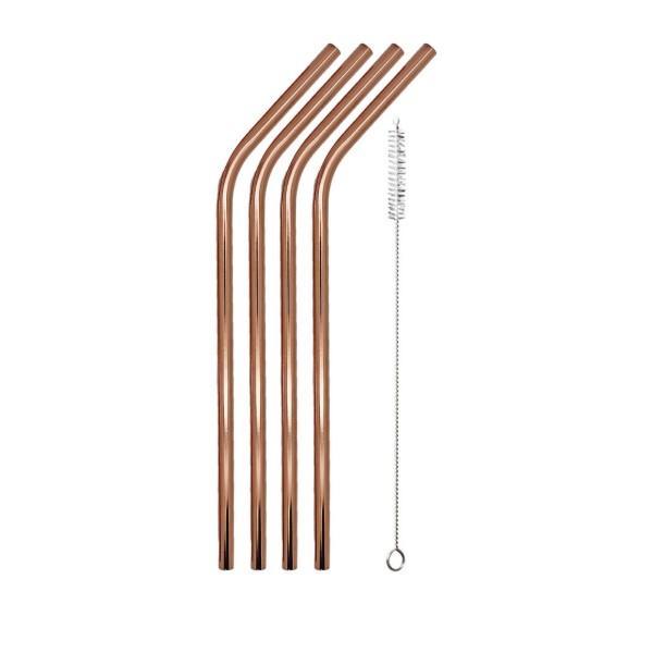 Set Cevčica  S 4 +BRUSH STAINLESS STEEL 2A