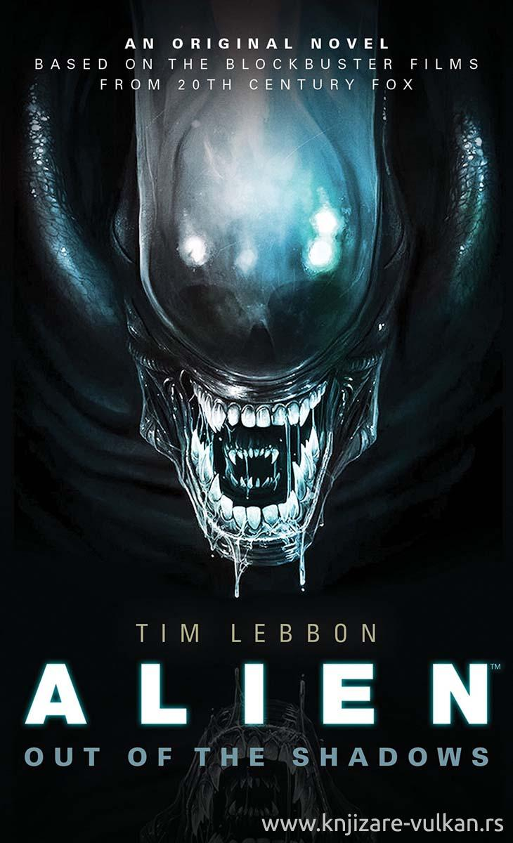 ALIEN TRILOGY 1 OUT OF SHADOWS