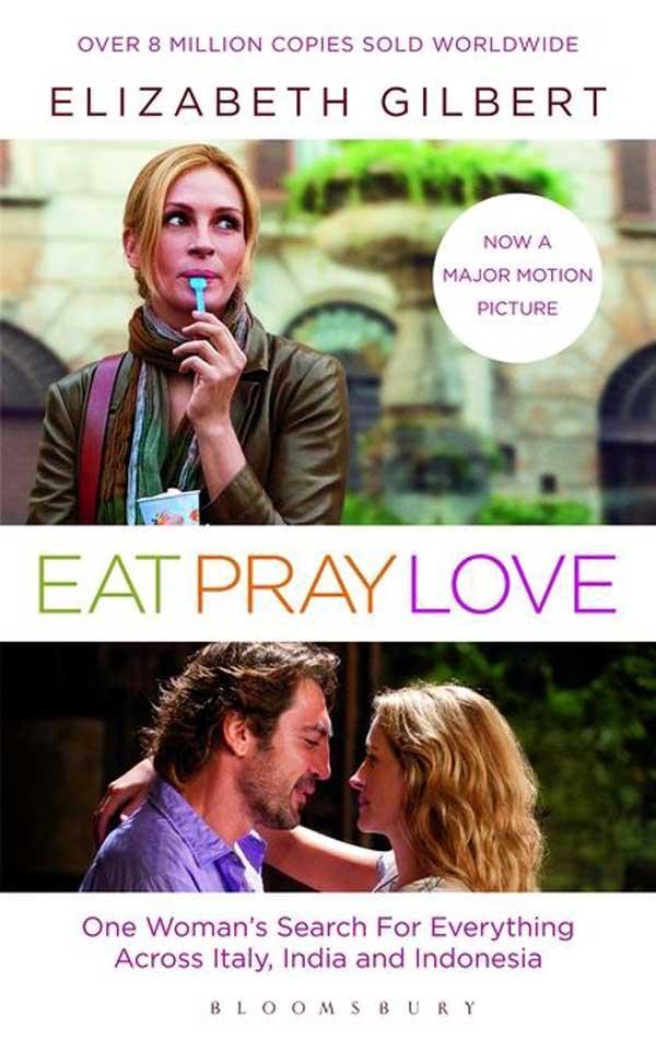 EAT PRAY LOVE film tie-in