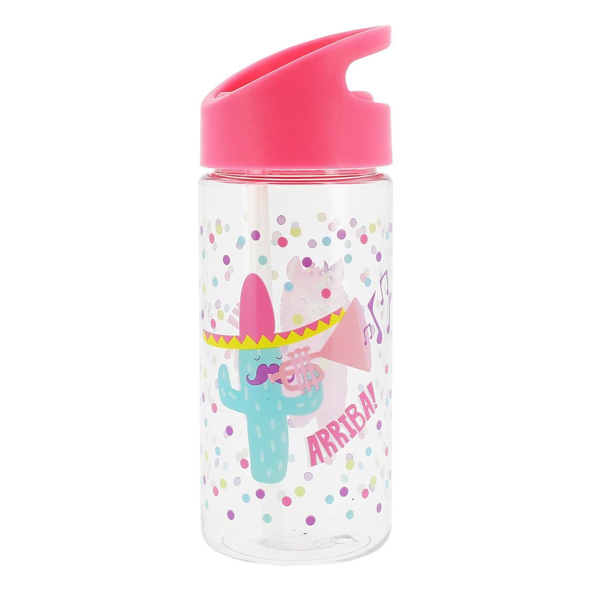 Flašica za vodu HAPPY ZOO Alpaca