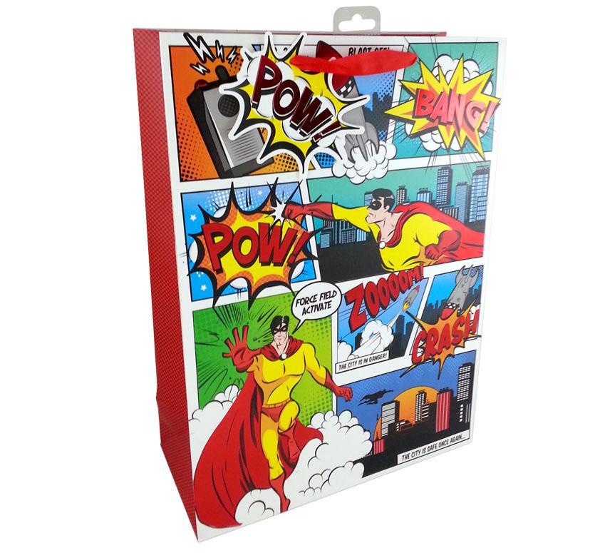 KESA COMIC BOOK XL WIDE