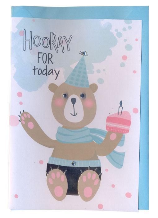 Čestitka Happy Birthday OKICE