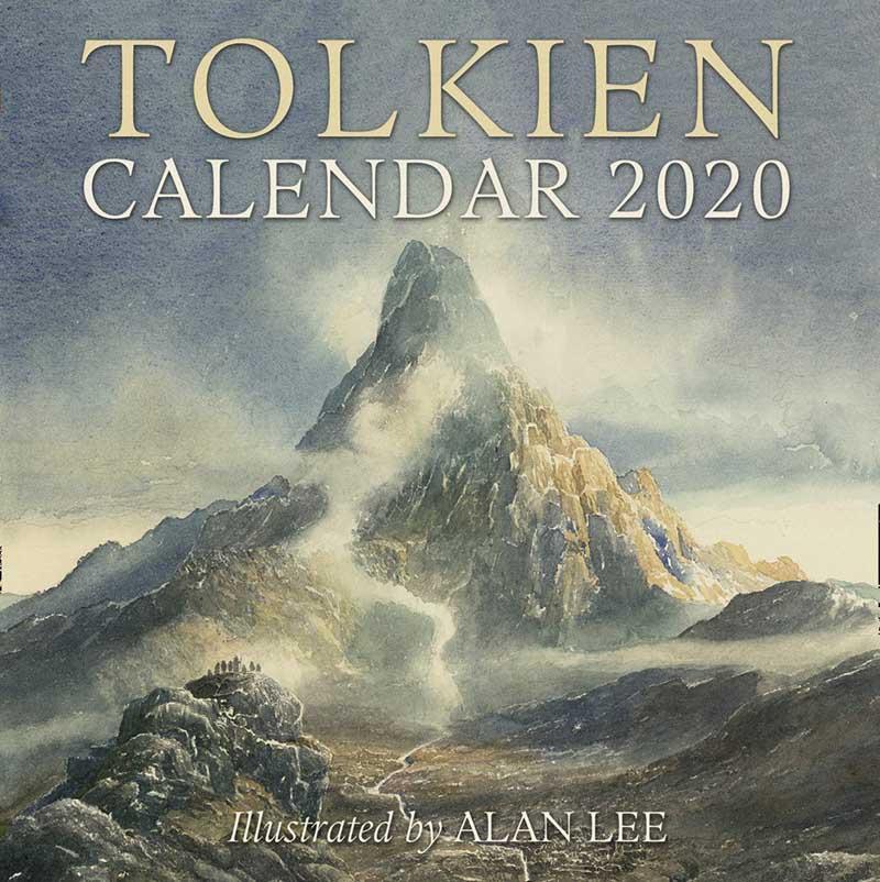 TOLKIEN CALENDAR 2020