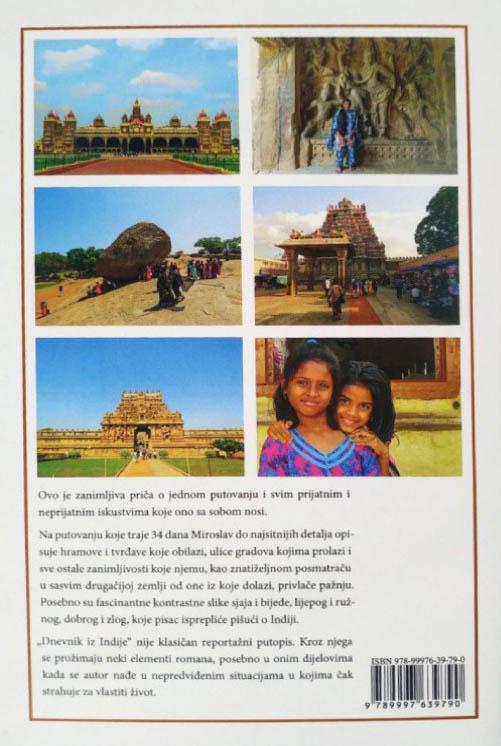 DNEVNIK IZ INDIJE Zemlja hramova i lijepih žena