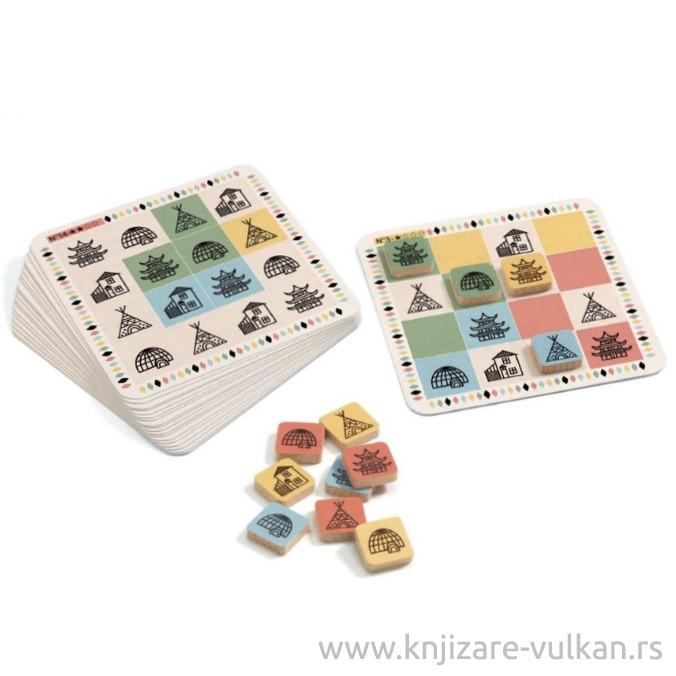 IQ puzzle CRAZY SUDOKU