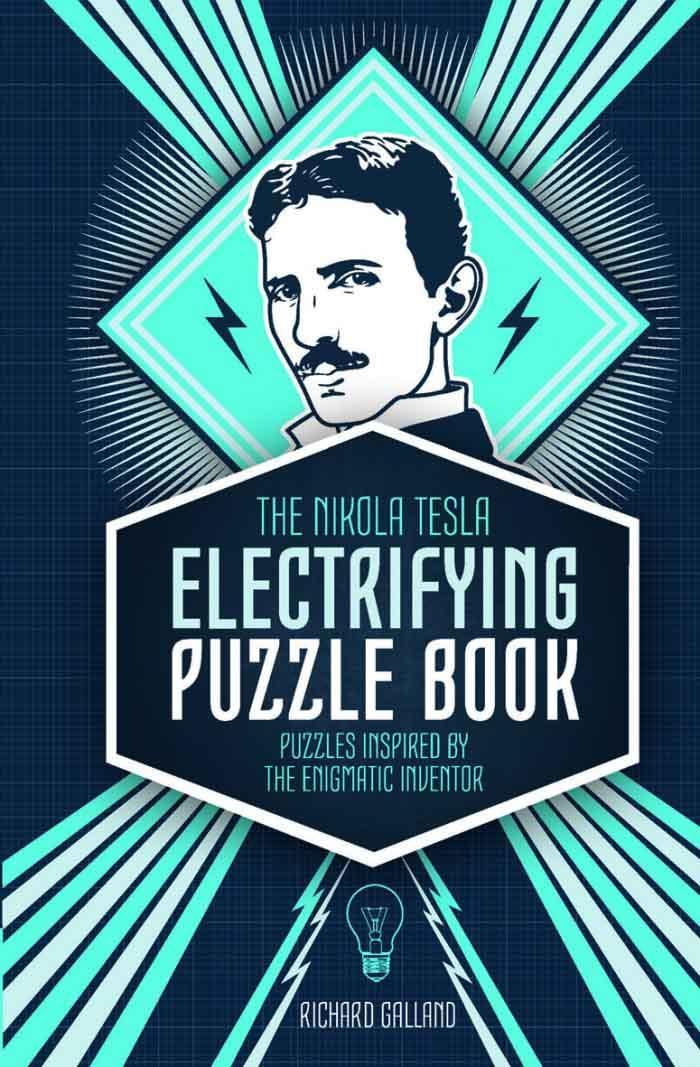NIKOLA TESLAS ELECTRIFYING PUZZLE BOOK
