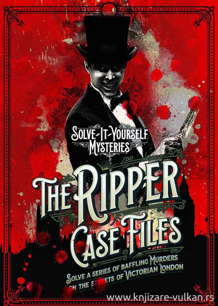 THE RIPPER CASE FILES - SOLVE IT YOURSELF