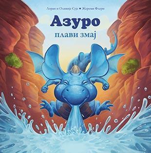AZURO Plavi zmaj