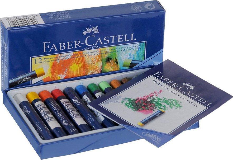 AMPHORA FABER CASTELL Voštane boje