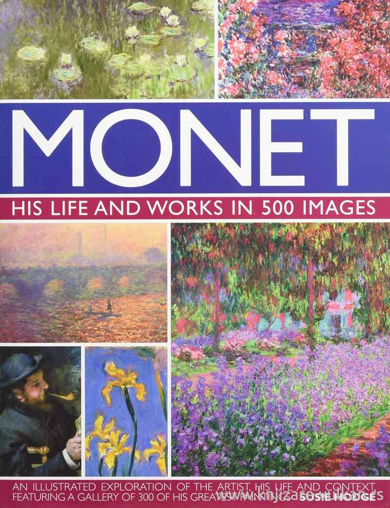 THE LIFE AND WORKS MONET