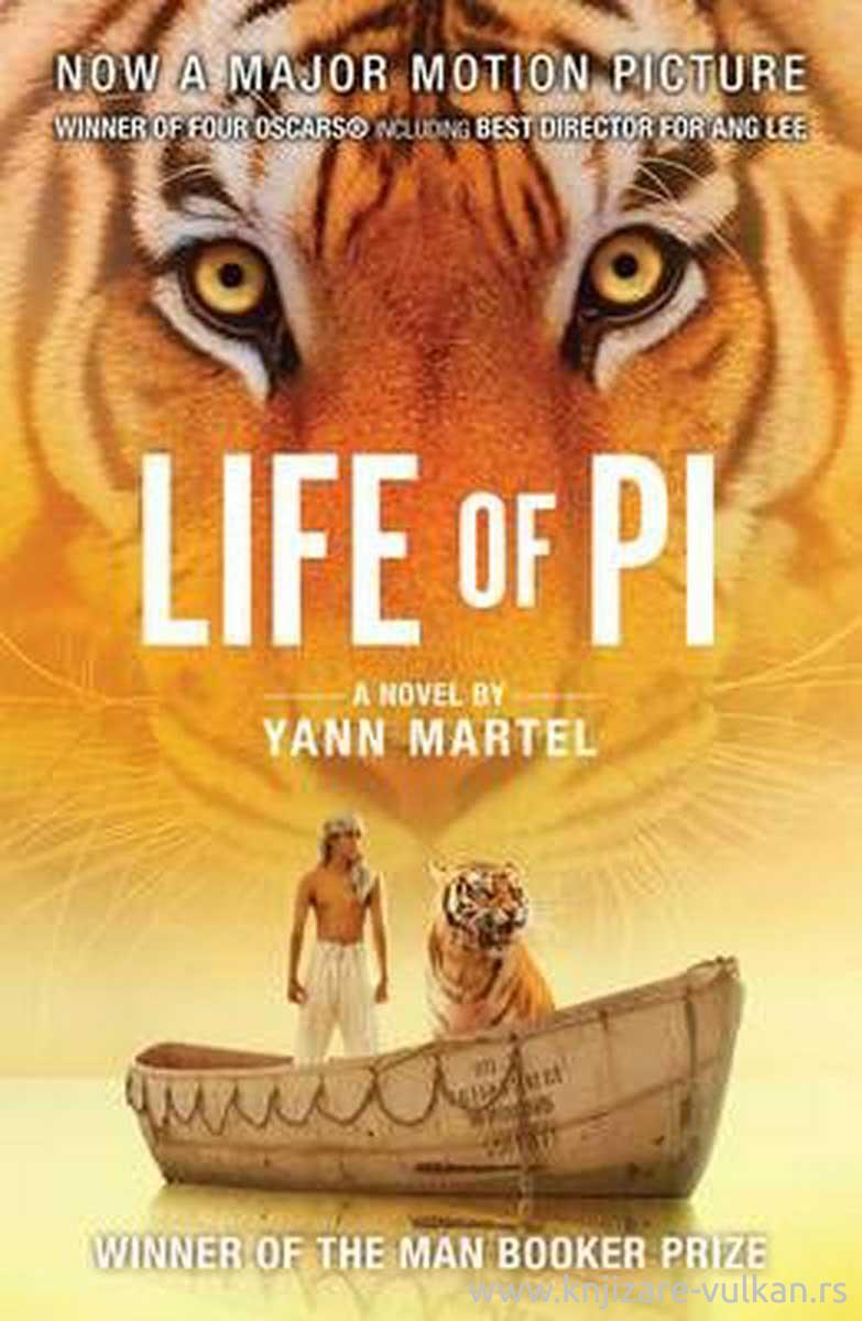 LIFE OF PI film tie-in